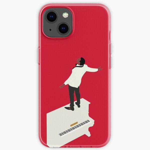 Kanye Runaway Piano Design iPhone Soft Case