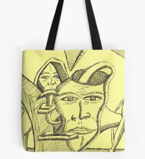 finger on it Tote Bag