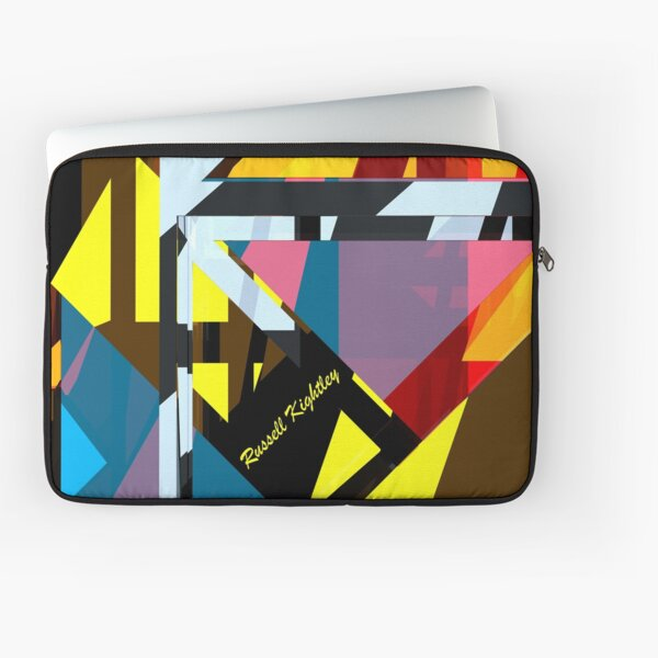 Glass Cross City #1 Laptop Sleeve