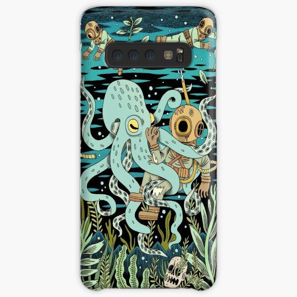 Diver Samsung Galaxy Snap Case