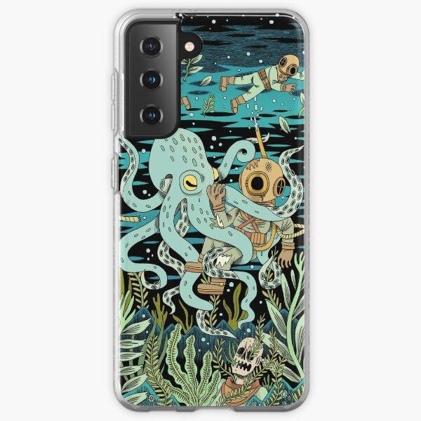 Diver Samsung Galaxy Soft Case