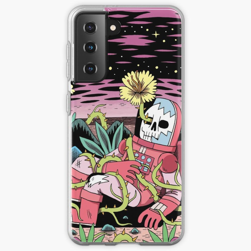 Flower Case & Skin for Samsung Galaxy