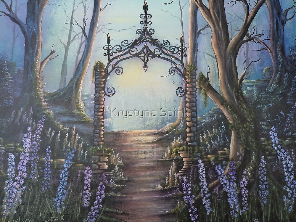 Eternity Arch by Krystyna Spink