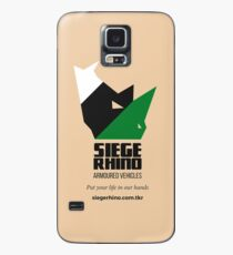 Siege Rhino Armoured Vehicles Case/Skin for Samsung Galaxy