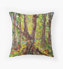 And Let There Be Light.. Throw Pillow