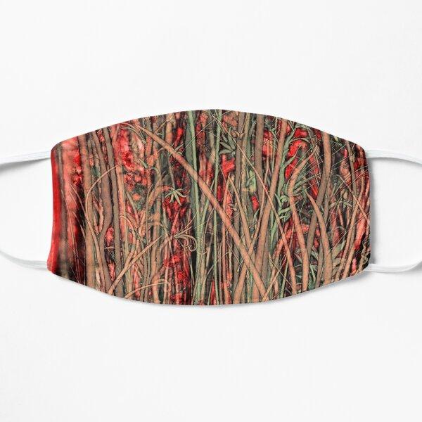 Qualia's Grass (Antique Red) Mask