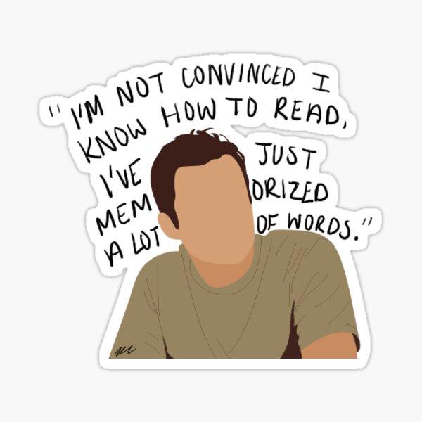 Nick Miller Sticker
