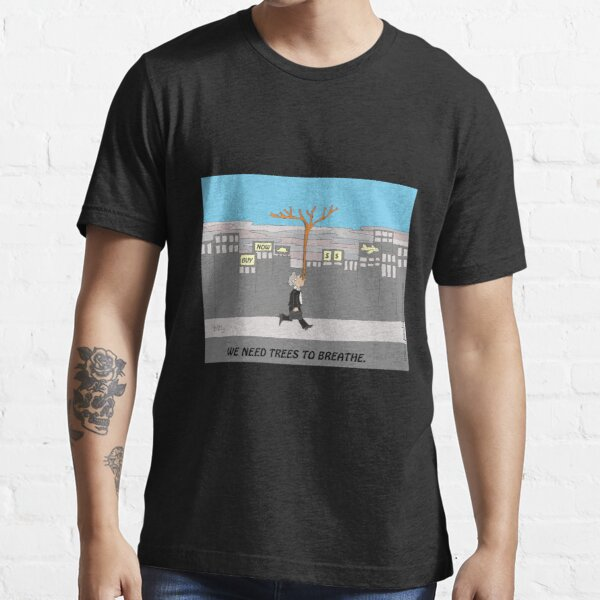 Trees to Breathe Essential T-Shirt