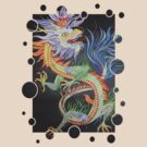 Beautiful Chinese Dragon by taiche