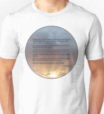 Genesis 1:14-19 Unisex T-Shirt