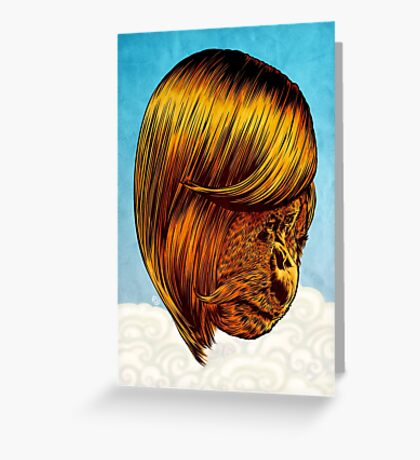 Orangutan 2015 Greeting Card