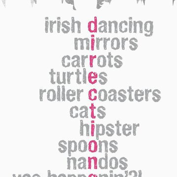 One Direction Acrostic by dapperc