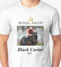Black Caviar Unisex T-Shirt
