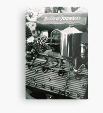 review journal Metal Print