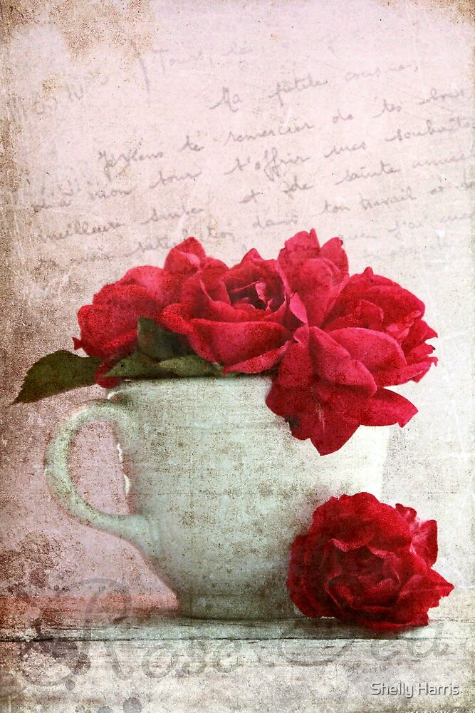 Rose Tea by Shelly Harris