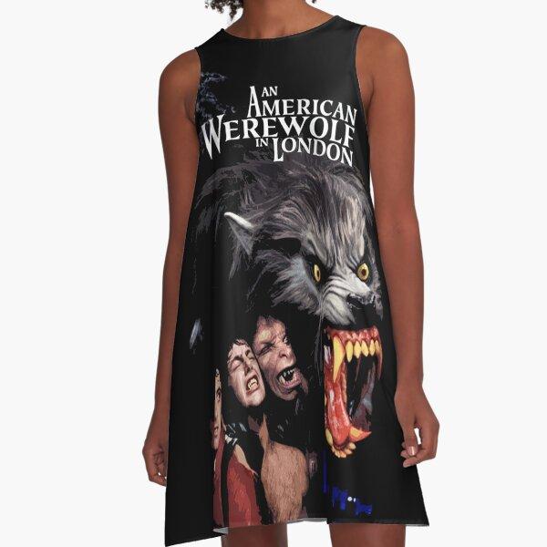 An American Werewolf in London A-Line Dress