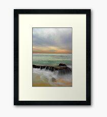 North Cottesloe Beach - Western Australia  Framed Print