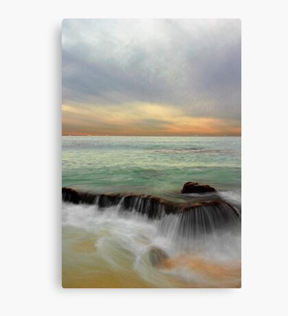 North Cottesloe Beach - Western Australia  Canvas Print