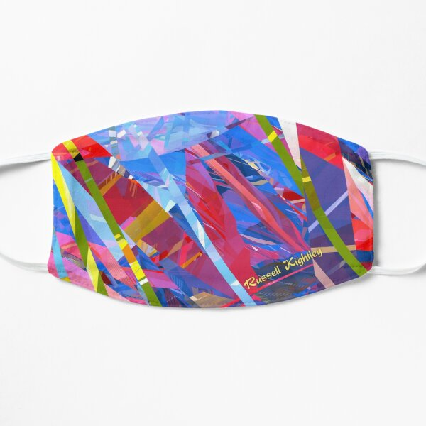 Fractured Glass Mask