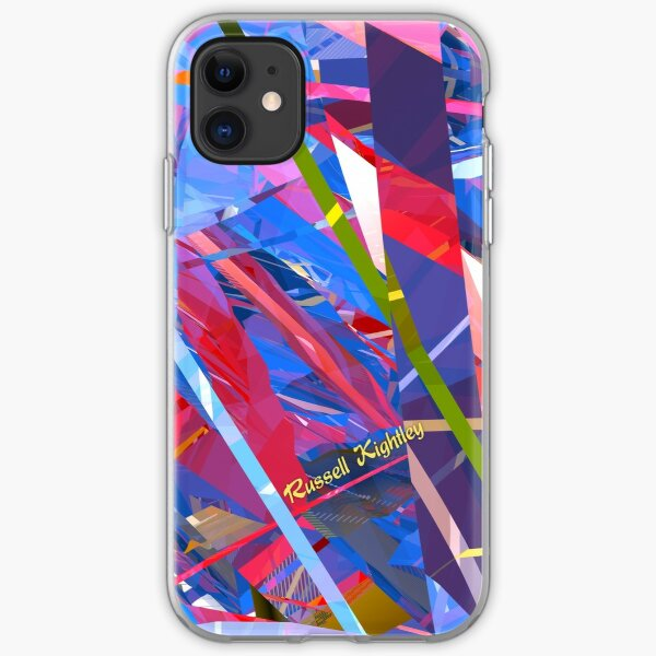 Fractured Glass iPhone Soft Case