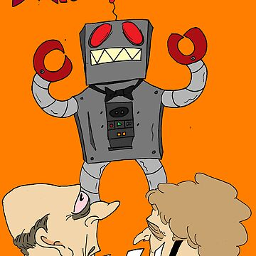 Killer Robot Goes to a Wedding by SeamusL