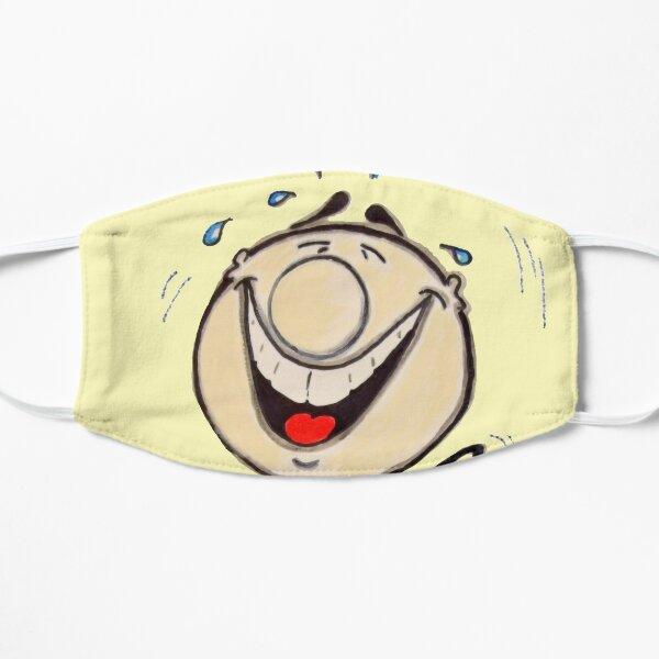 Stick Figure Joy & Fun No. 3 Flache Maske
