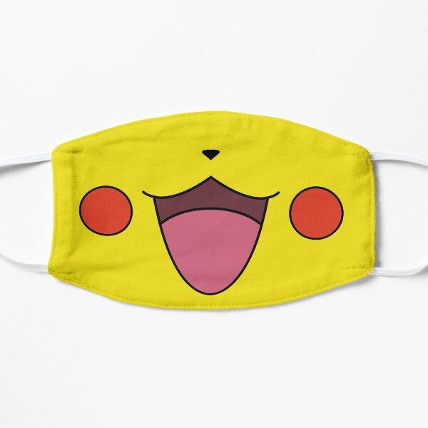 Pikapika  Flat Mask