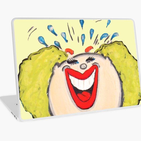 Stick Figure Joy & Fun No. 4 Laptop Folie