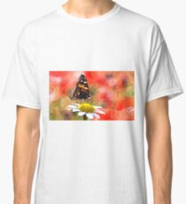 Wild nature - butterfly Classic T-Shirt