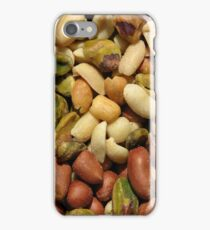 Pile of nuts iPhone Case/Skin