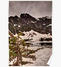 Heather Lake Poster