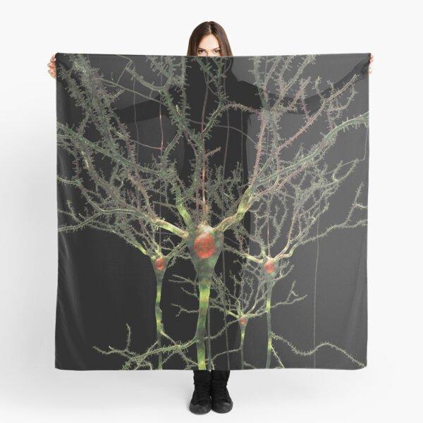 Neurons or Brain Cells Scarf