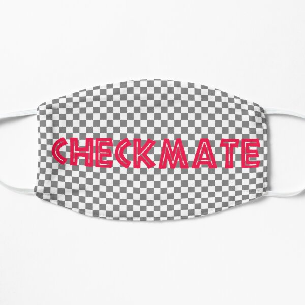 Face Mask Checkmate Mask