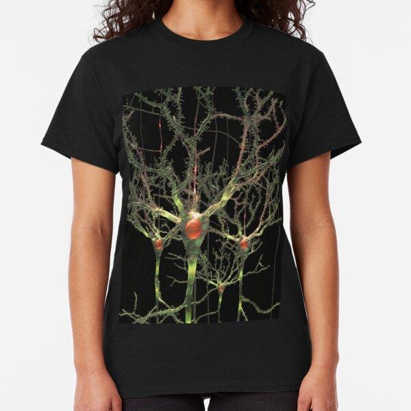 Neurons or Brain Cells Classic T-Shirt