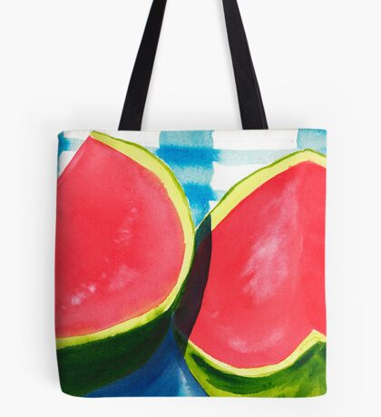 Watermelon Daze Tote Bag