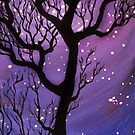 Tree and Stars  by Norseman  Arts