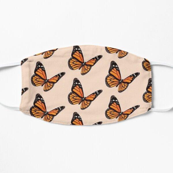 Monarch Butterfly Print Face Mask Mask