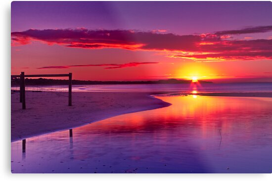 """""""Fisherman's Beach Awakening"""" by Phil Thomson IPA"""