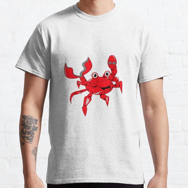 Astrology: Cancer Edition custom sans arrière plan T-shirt classique