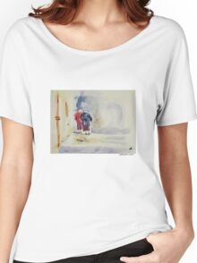 The Two Sisters Women's Relaxed Fit T-Shirt