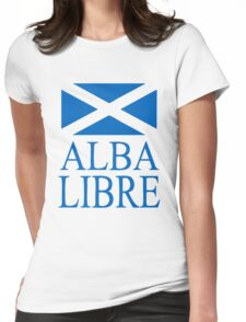 Alba Libre Womens Fitted T-Shirt