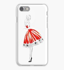 Betsey Johnson Quote iPhone Case/Skin
