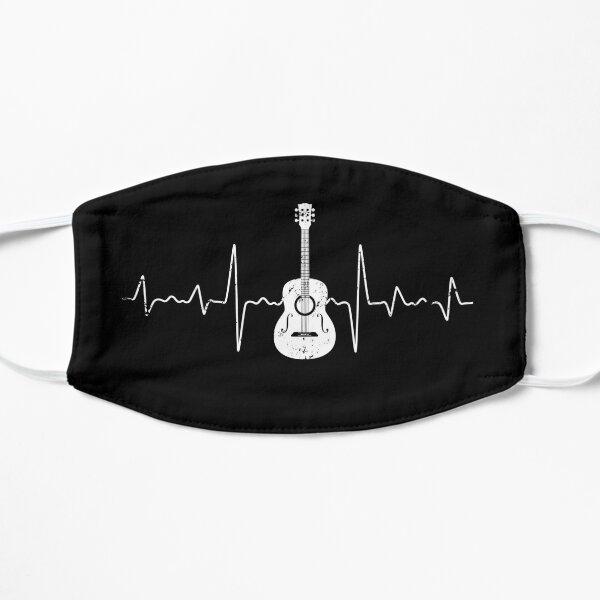 Heartbeat guitar Flat Mask