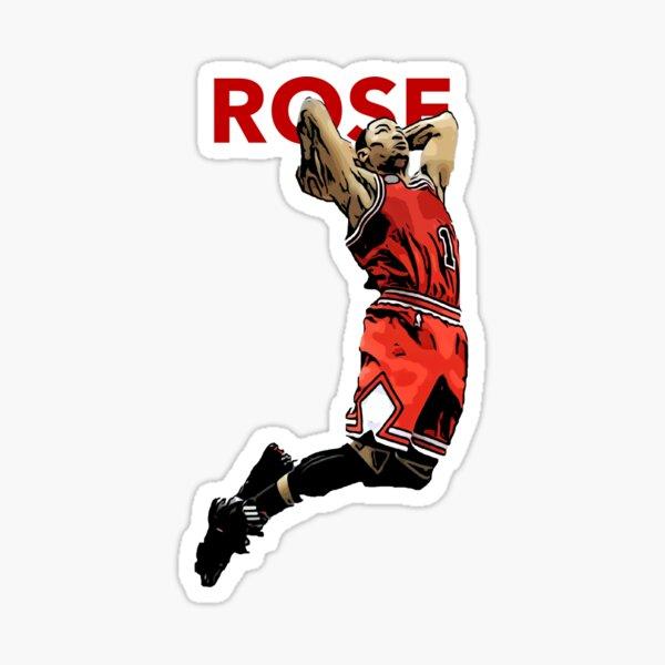 Derrick Rose Sticker