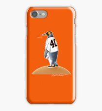 Bumgarner Penguin iPhone Case/Skin
