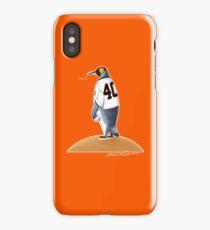 Bumgarner Penguin iPhone Case