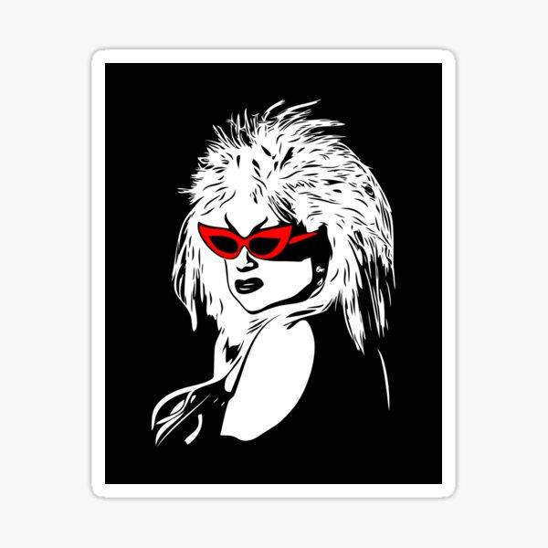 Divine | Pop Art Sticker
