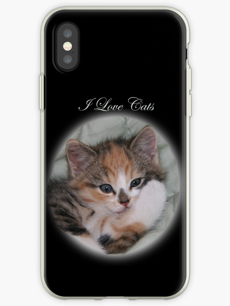 I Love Cats by MarianaEwa