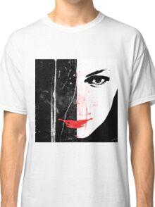 Pop Art Face Classic T-Shirt