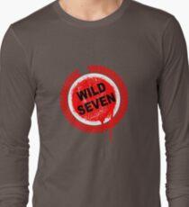 Wild Seven (clean) Long Sleeve T-Shirt